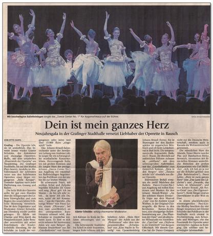 """""""Feuerwerk der Operette"""""""