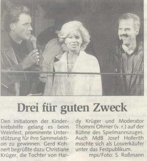 Thomas Ohrner & Christiane Krüger
