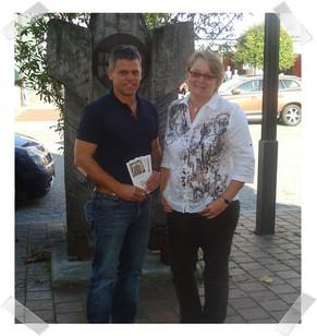 Zu seinem 50. Geburtstag wünschte sich Rudi Heilmeier aus Kirchberg statt persönlicher Geschenke eine Unterstützung für ein Hilfsprojekt