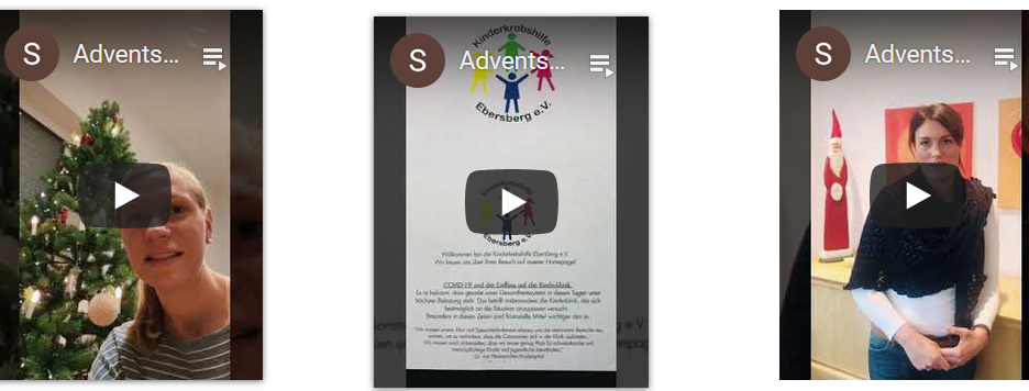 """Aktion """"der etwas andere Adventskalender"""" hilft gemeinnützigen Vereinen """