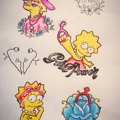 Lisa por Lucia