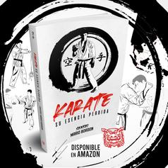 Portada Libro Karate su esencia perdida