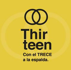 Diseño marca Thirteen