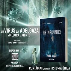 Publicidad Libro Afinavirus