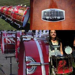 Santa Clara Vanguard Drumline