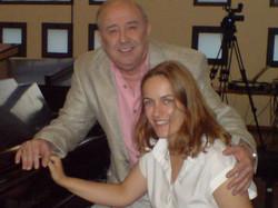 with Vladimir Krainev