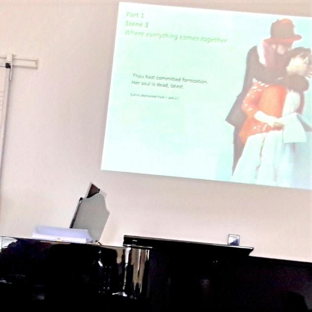 Internationale Tagung für Artistic Research, Universität Leipzig 2019