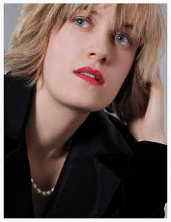 Jean Beers - photoshoot portrait
