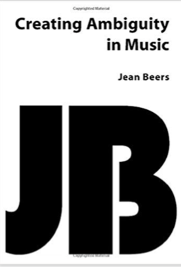 book: Ambiguity in Music
