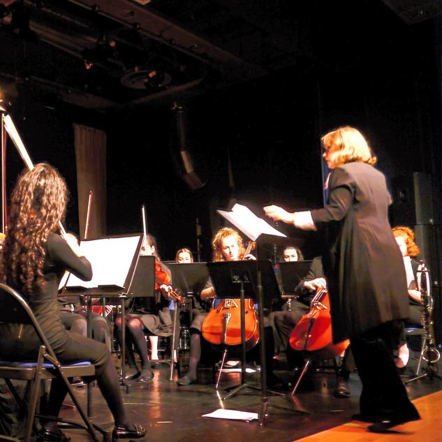 conducting Ravel 'Bolero'