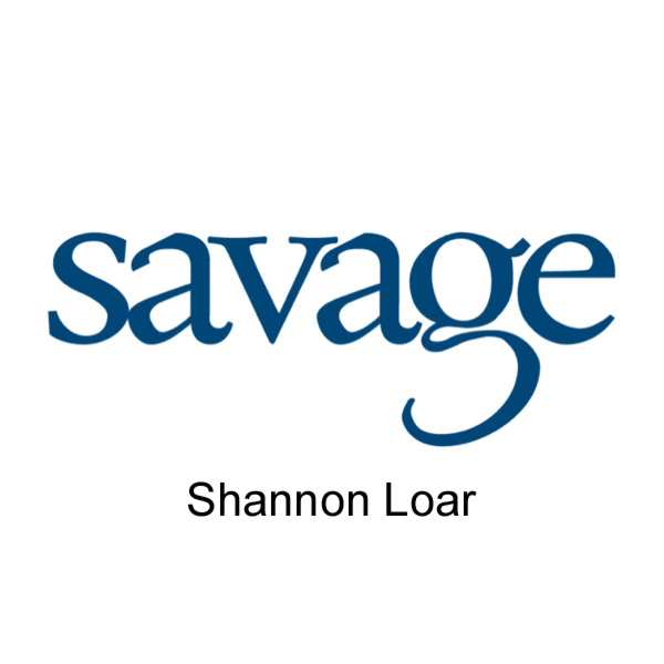 Shannon Loar, Savage Associates