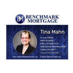 Tina Mahn, Benchmark Mortgage