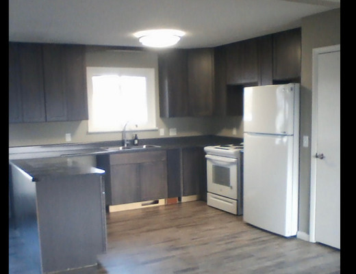 Appliance Center and Oswald Foundation provided the kitchen!