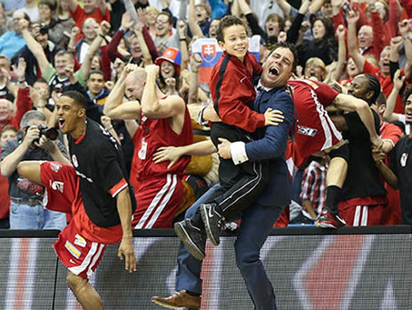 AN INTERVIEW WITH LEICESTER RIDERS COACH ROB PATERNOSTRO