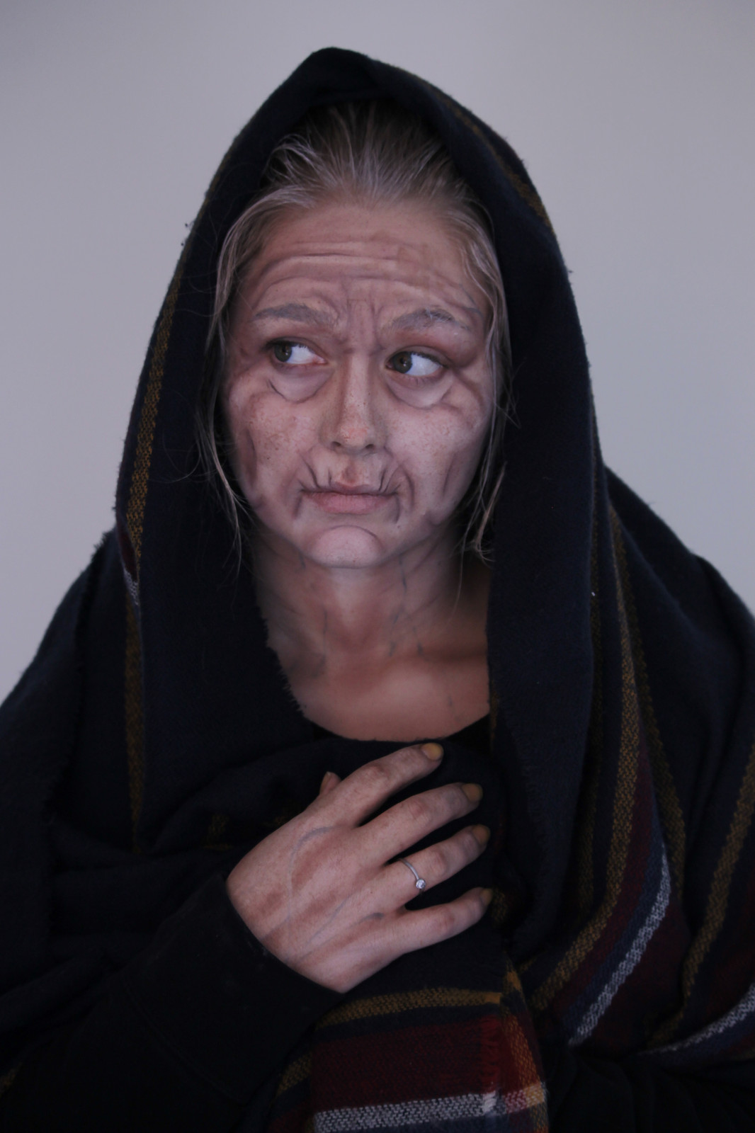 Old Age Makeup (Theatrical)