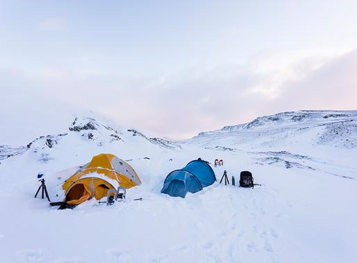 REISVERSLAG: Winterkamperen Dovrefjell