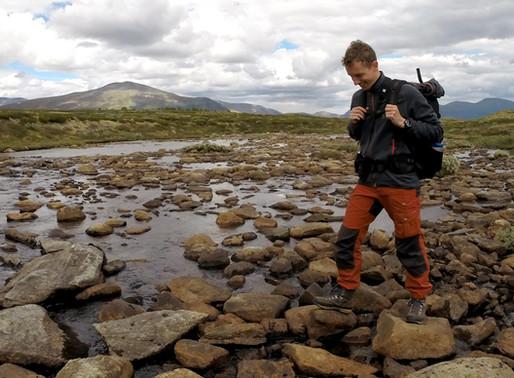 REISVERSLAG: Muskusossen in Noorwegen