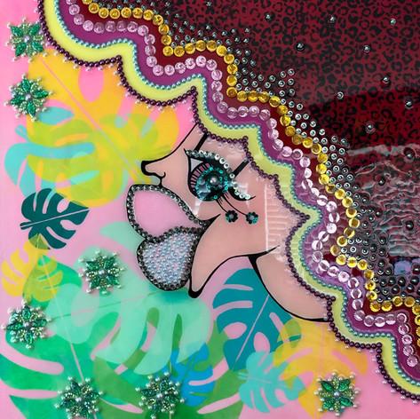 Shining Stars: Tropical Goddess