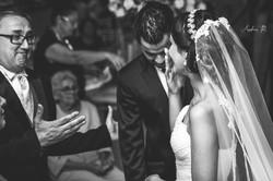 casamento emocioante