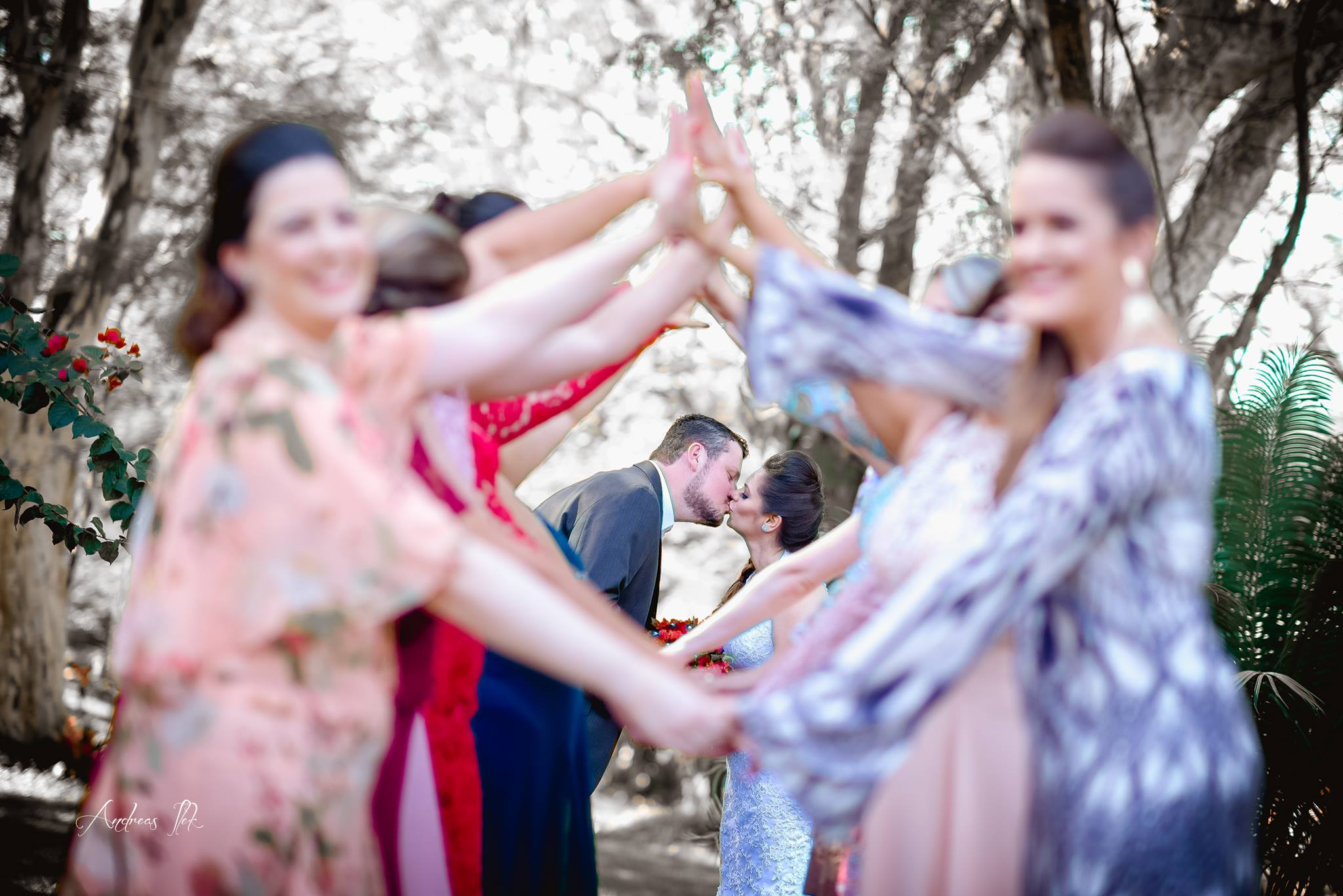 casamento padrinhos criativo