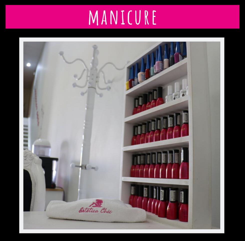 manicure esmaltes