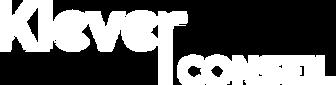 Logo Klever Conseil, Formation, Edition, Multimedia, e-learning, fonction publique, préparation concours A, B, C
