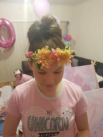 DIY Fresh Flower Crown Kits