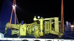 Service Truck Power Unit
