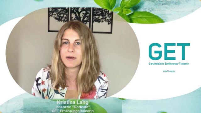 Erfahrungsbericht Kristina Lang
