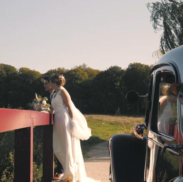 video mariage engagement saint valery sur somme