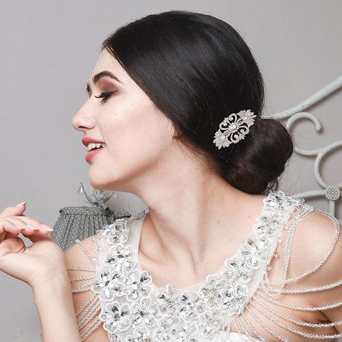Bridal / Bridesmaids Hair Comb 'Athena Vintage Chic'