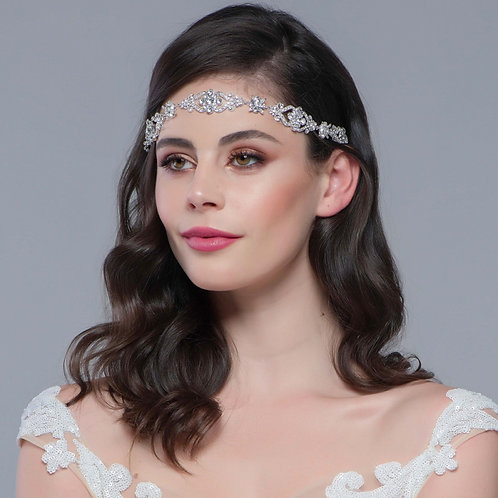 Bridal Hair Vine 'Starlet Glam' from The Sass B Collection