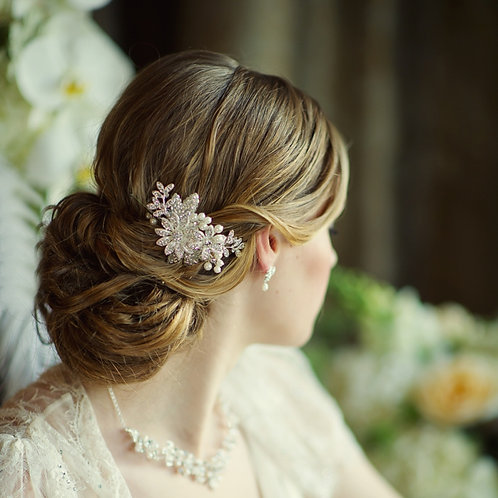 Bridal Hair Comb 'Esme' from Sass Collection