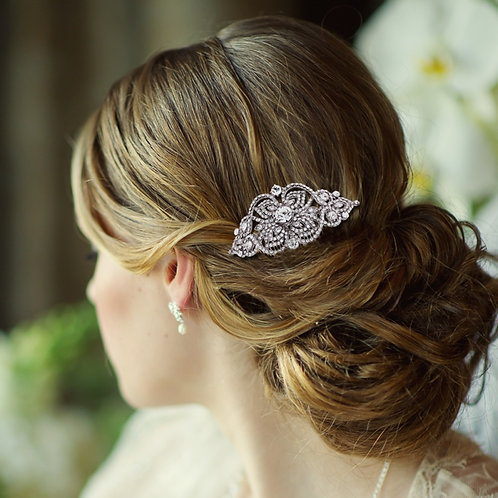 Bridal Hair Comb 'Myleene' from Sass Collection