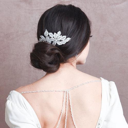 Bridal Hair Comb 'Athena Vintage Sparkle'