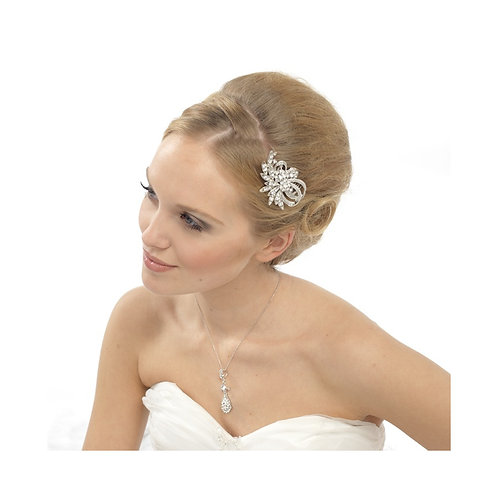 Bridal Hair Comb 'Vintage Desire' from Athena Collection