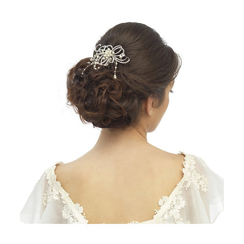 Bridal Hair Comb 'Starlet Allure' from Elite Collection