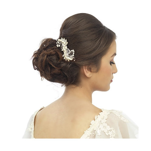 Bridal Hair Comb 'Vintage Inspired Pearl' from Athena Collection