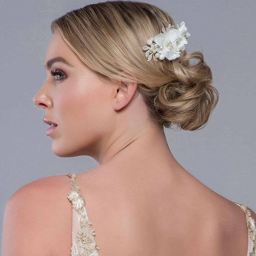 Bridal Hair Comb 'Luisa' from Sass Collection