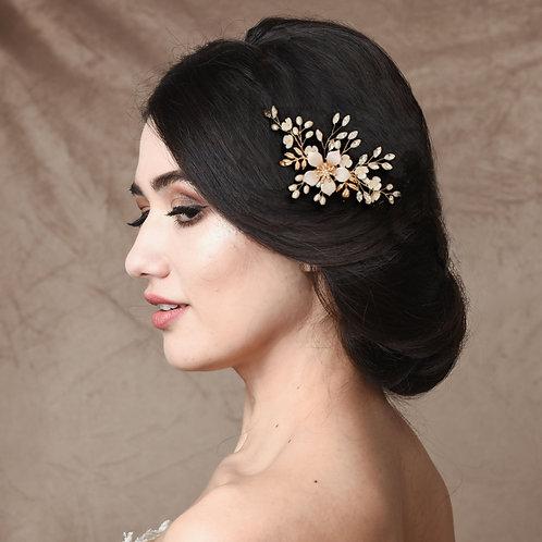 Bridal Hair Comb 'Athena Exquisite Romance'