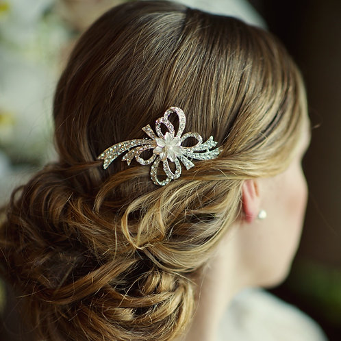 Bridal Hair Comb 'Ellie' from Sass Collection