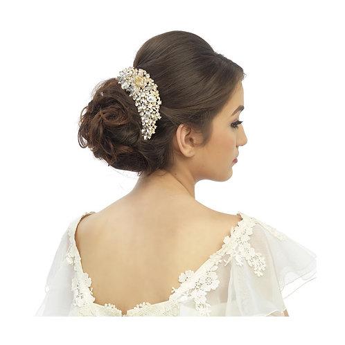Bridal Hair Comb 'Athena Exquisite'