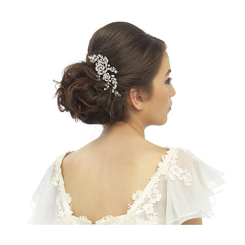 Bridal Hair Comb 'Graceful Beauty' from Athena Collection