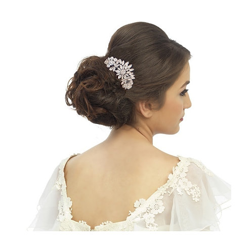 Bridal Hair Comb 'Extravagant Crystal' from Athena Collection