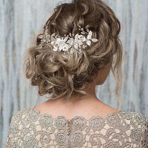 Bridal Hair Comb 'Athena Vintage Dream'