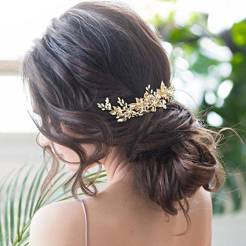 Bridal Hair Comb 'Athena Enchanting Floral'