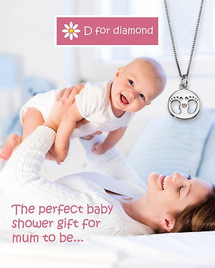 Baby and christening jewellery