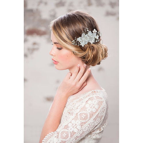 Bridal Hair Comb 'Athena Gold Divine'