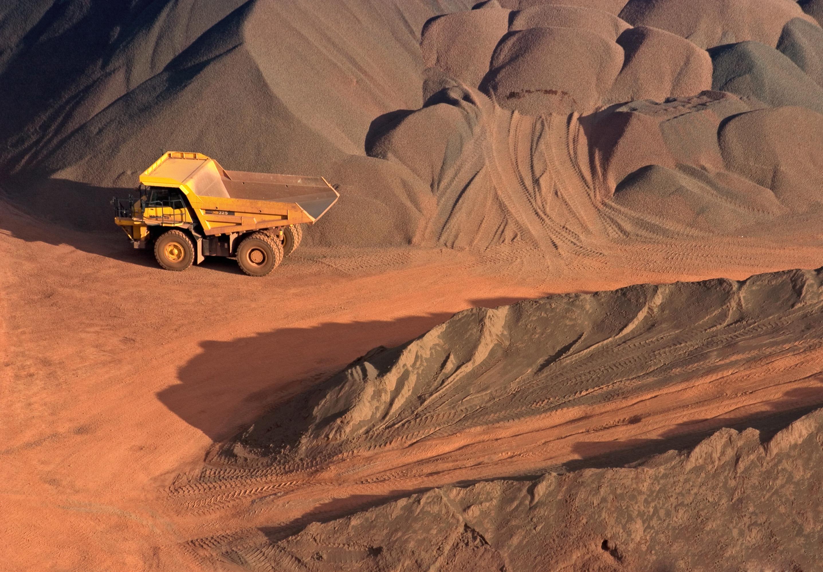 DESU GROUP - Ores & Minerals