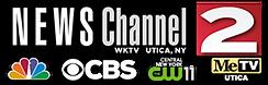 WKTV UTICA, NY CBS MSNBC CW11 METV UTICA
